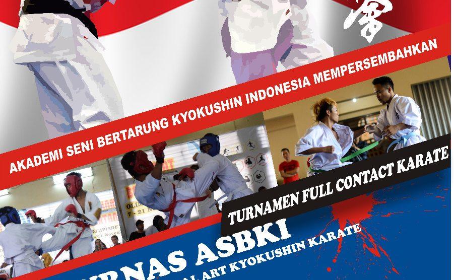 Kejuaraan Nasional ASBKI di Prambanan Yogyakarta 28 Juli 2019