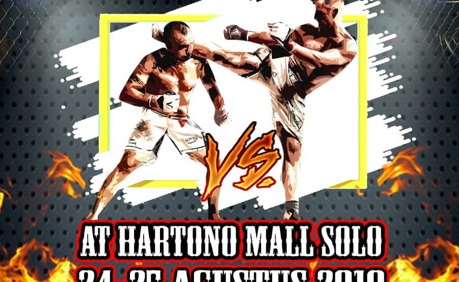 HAN Academy Championship V di Hartono Mall Solo tanggal 24-25 Agustus 2019