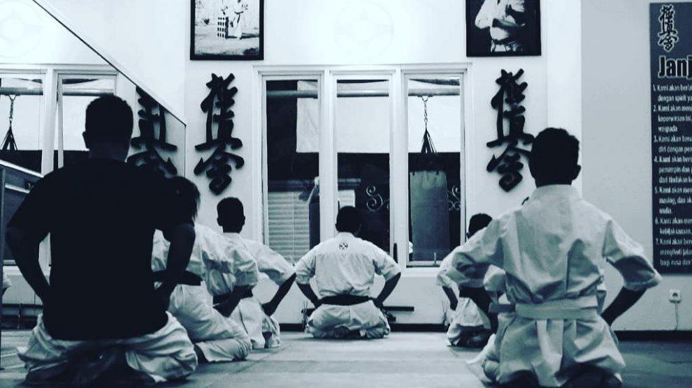 Sejarah Singkat Perkembangan Karate Kyokushin Indonesia