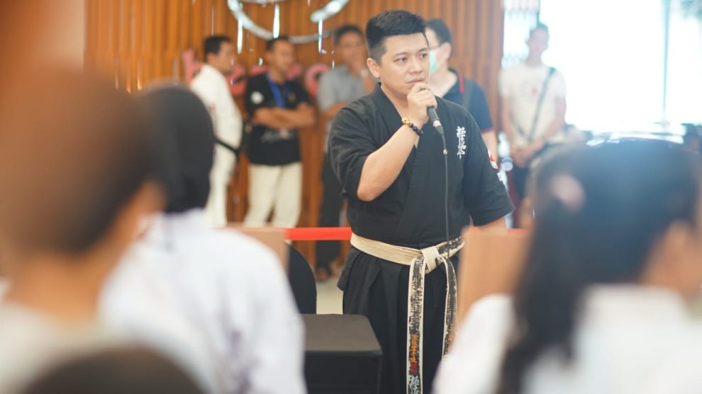 Instruction, Directives and Orders by the Central  Secretary General I.B.U Kyodokyokushin  in the presence of Hate Speech and Slander carried out by Other Karate organizations (person)  abroad and in Indonesia