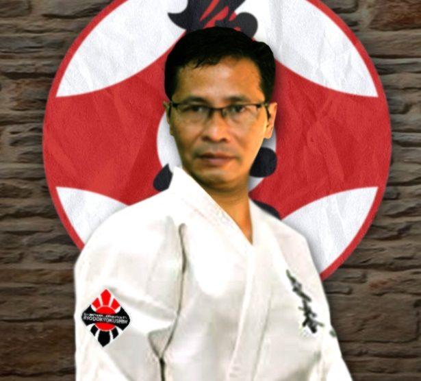 Sensei Sandy resmi menyandang 4th DAN Black Belt Internasional